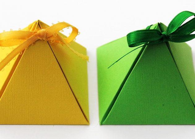 Шаблоны подарочных коробочек ко дню Святого Валентина