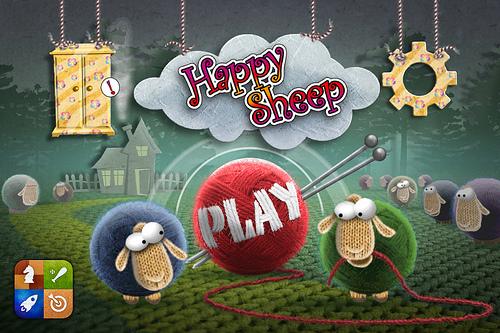 Свежая игра «Happy Sheep»: неподражаемые веселые овечки!
