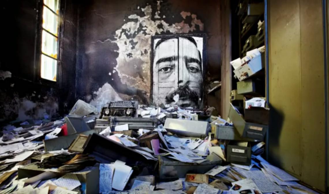 ВИДЕО: ДжейАр и его фотопроект выворачивают мир «Наизнанку»