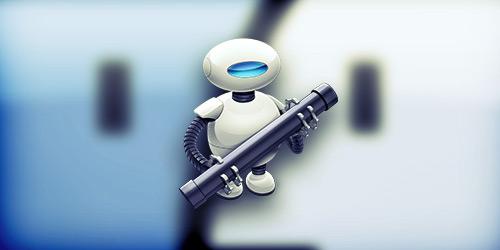 Automator: Дублирование текущего окна Finder