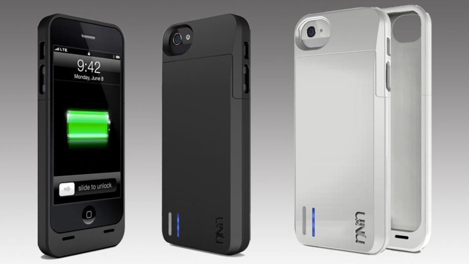 Как продлить жизнь батареи iPhone в два раза? Кейсы uNu