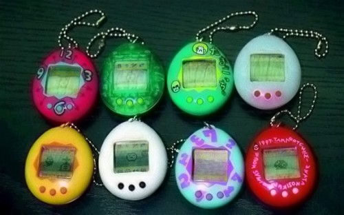 2-Old-school-Tamagochi