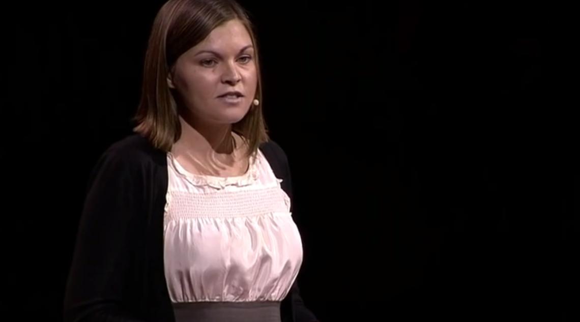 ВИДЕО: Карен Томсон о том, чему нас может научить страх