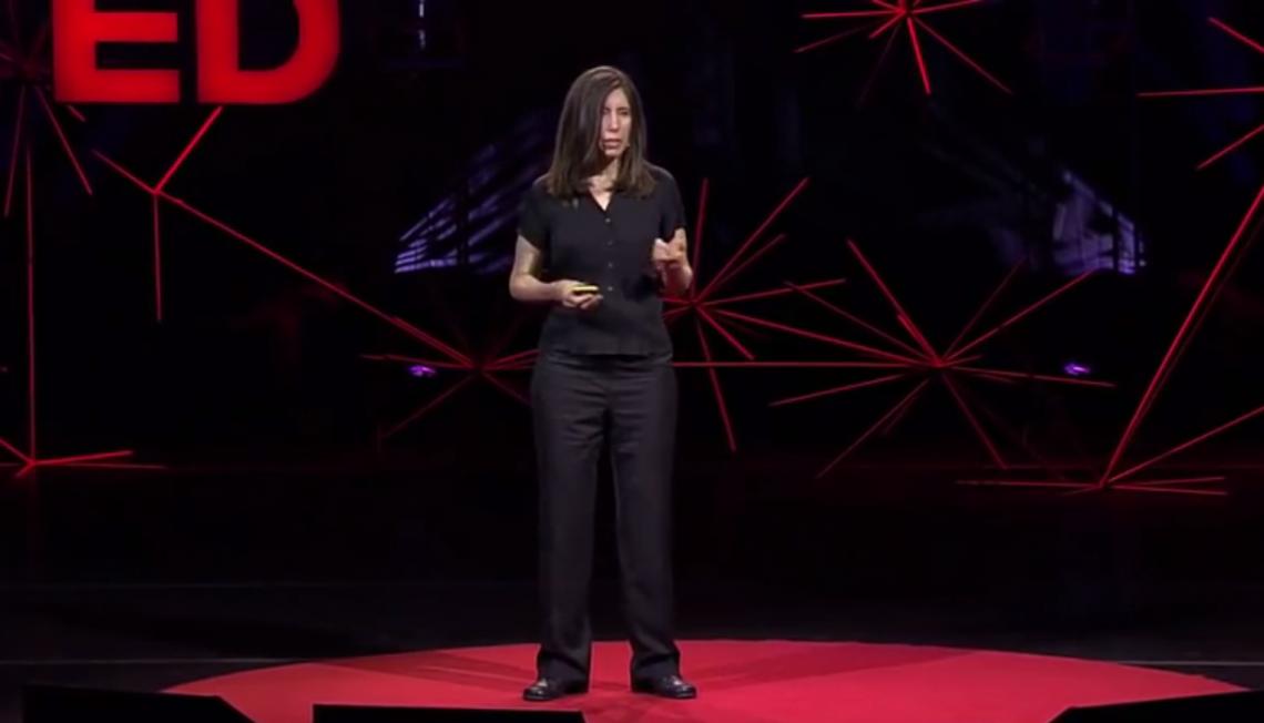 ВИДЕО: Элен Йоргенсен о том, что такое биохакинг