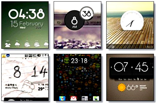 5 впечатляющих дизайнов для вашего телефона на Android