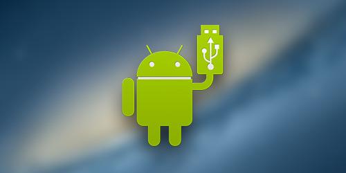Как перенести фотографии с Android-устройства в OS X