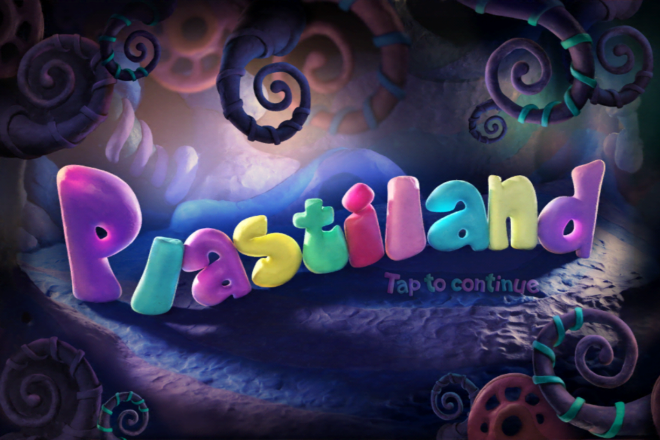 Plastiland: удивительная пластилиновая история