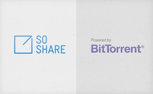 SoShare: терабайт в облаках! Кто больше? Фотографии