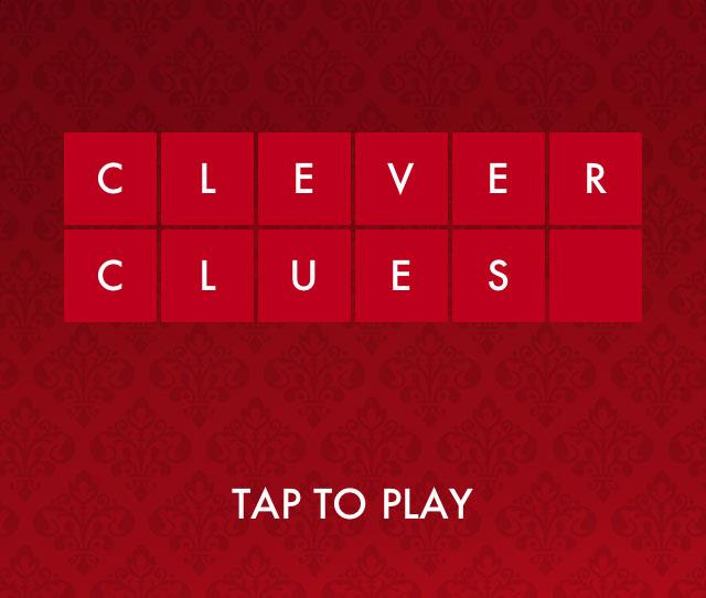 Clever Clues: новая увлекательная игра в слова