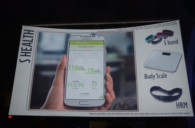 S HEALTH от SAMSUNG: Началась настоящая война за ваше e-health