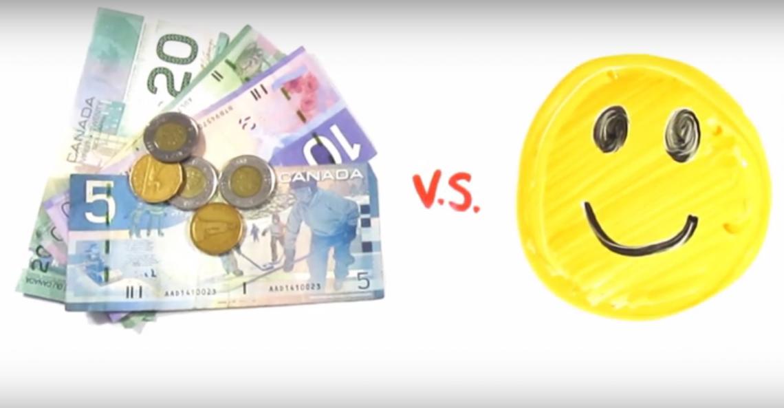 ВИДЕО: Можно ли купить счастье?