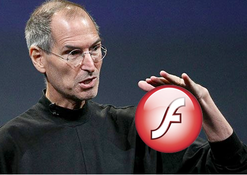 Steve Jobs vs_ Flash