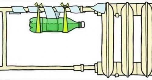 Как сделать увлажнитель воздуха