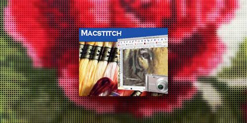 MacStitch 2012: графический редактор специально для рукодельниц