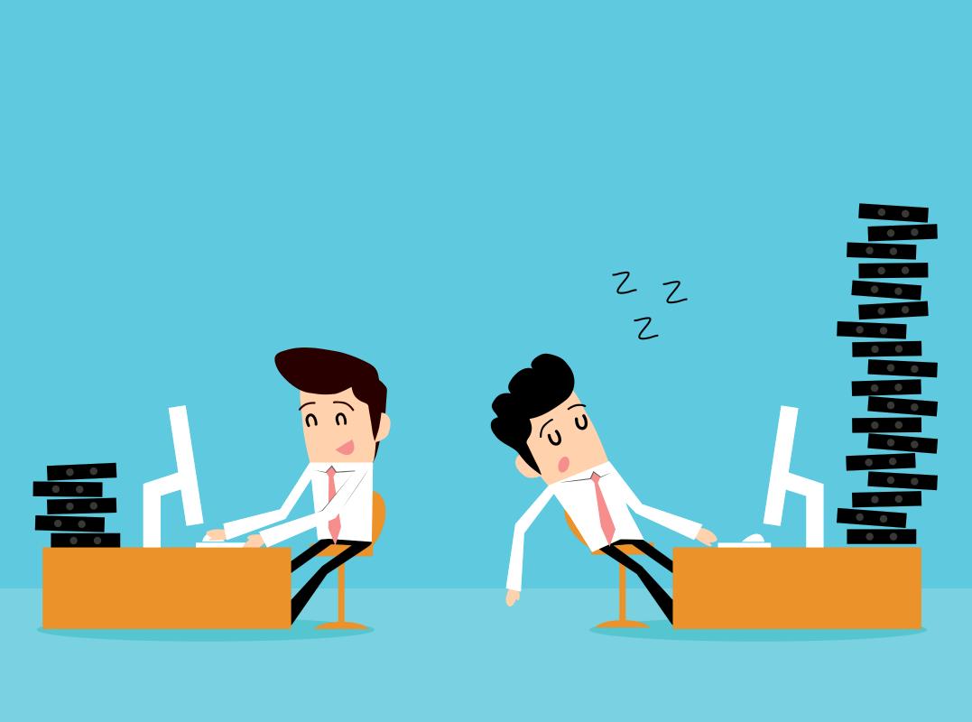 Сколько нужно спать, чтобы быть продуктивным?