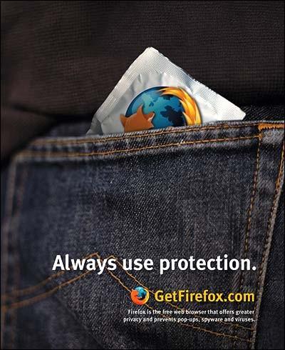 безопасный Firefox