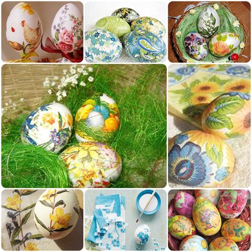 Пасхальное яйцо: история + оригинальные способы окрашивания
