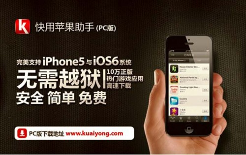chinese iOS app store cracked application ipa