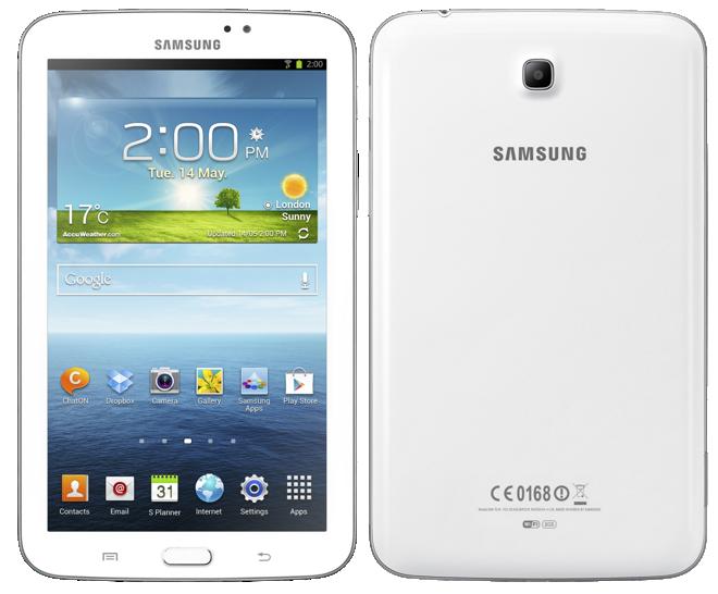 "Samsung выпускает «звонящий» 7"" Galaxy Tab 3 как убийцу iPad mini"
