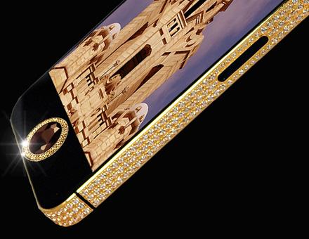 iPhone 5 за 15 миллионов долларов: для очень, очень, очень богатых людей