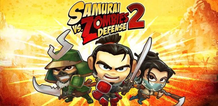 Samurai vs Zombies Defense 2: свирепые японские зомби