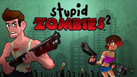 Stupid Zombies 2 и школьные законы физики