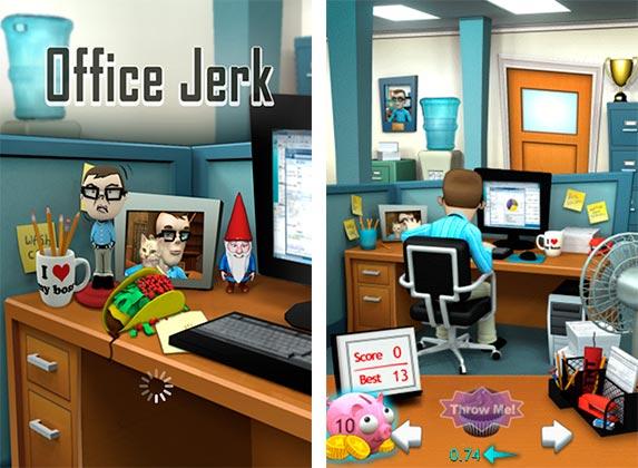 Office Jerk: доставучий сотрудник