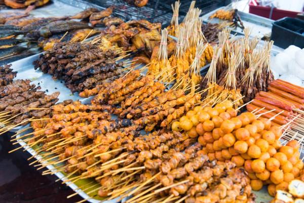 РЕЦЕПТЫ: Тайские шашлычки и сладкий соус чили