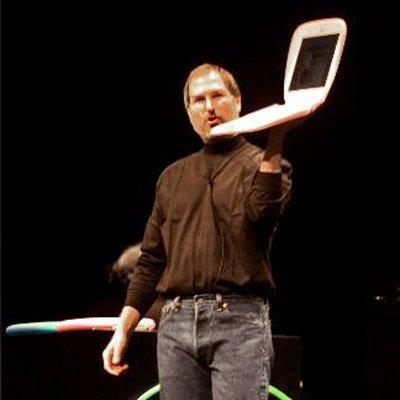ВИДЕО. 1999 год, Стив Джобс показывает будущее WiFi
