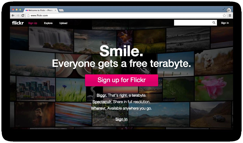 Почему нам стоит вернуться на Flickr, который стал Biggr