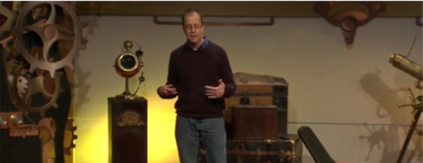 ВИДЕО: Эрик Дишман о порочности системы здравоохранения