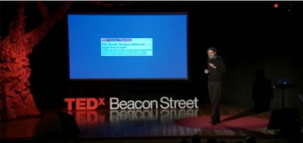 ВИДЕО: Митч Резник о детях и программировании