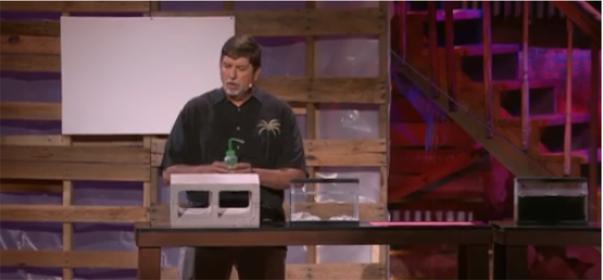 ВИДЕО: Марк Шоу о новом водоотталкивающем покрытии