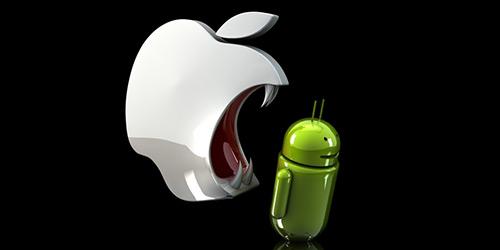 Как вам шутка про то, что Android лидирует на рынке?