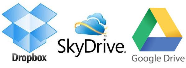 Cloudii: одно приложение для Dropbox, Google Drive, SkyDrive и Box в Android