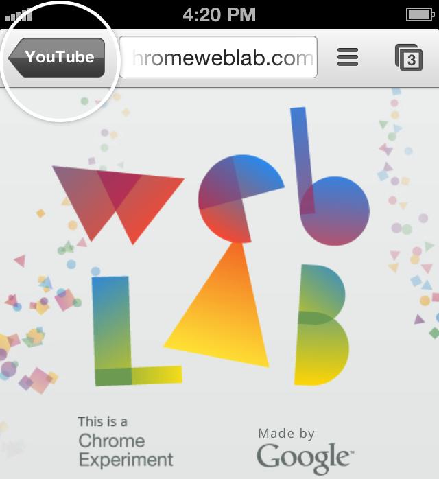 Google предлагает iOS-разработчикам использовать Chrome, а не Safari