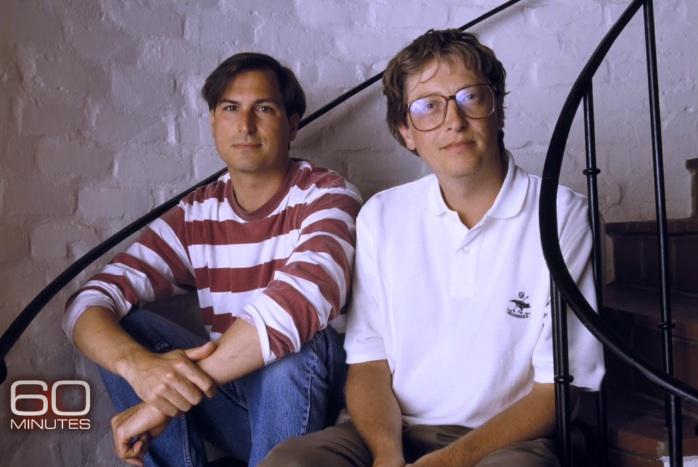 Билл Гейтс с теплотой вспоминает свой последний разговор с Джобсом
