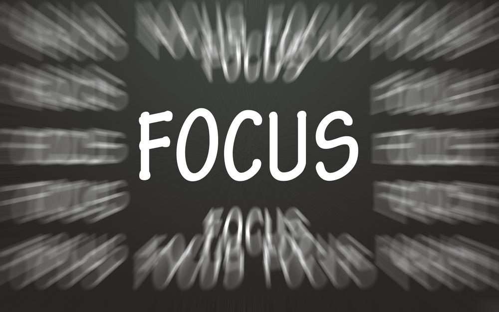ИНФОГРАФИКА: Как сфокусироваться на главном в век всеобщего отвлечения