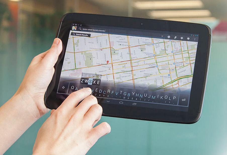 Minuum: революционная клавиатура для Android