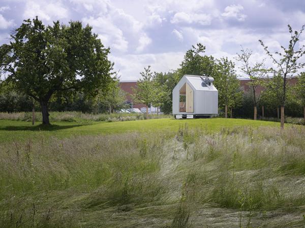 Лайфхакерский мини-дом «Диоген» – даст вам то, что действительно нужно, и не более