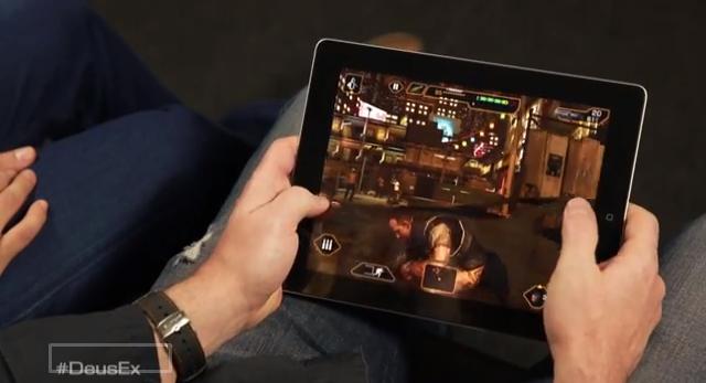 Накануне E3 Gameloft и Square Enix показали будущие игровые хиты для iOS