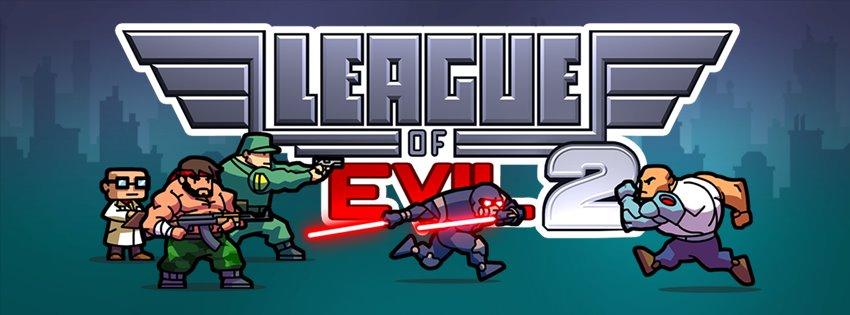 League of Evil 2: продолжение знаменитого платформера