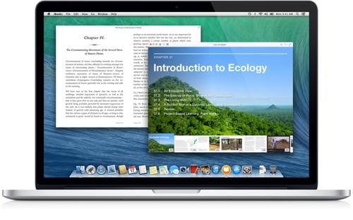 Всё, что вам нужно знать об OS X 10.9 Mavericks