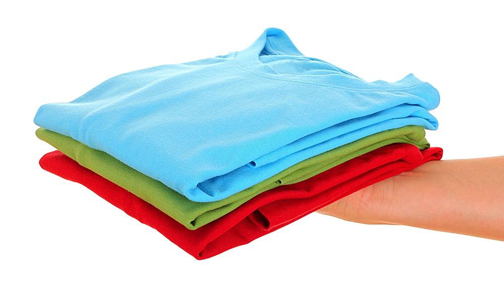 Вся правда о том, как правильно складывать футболку