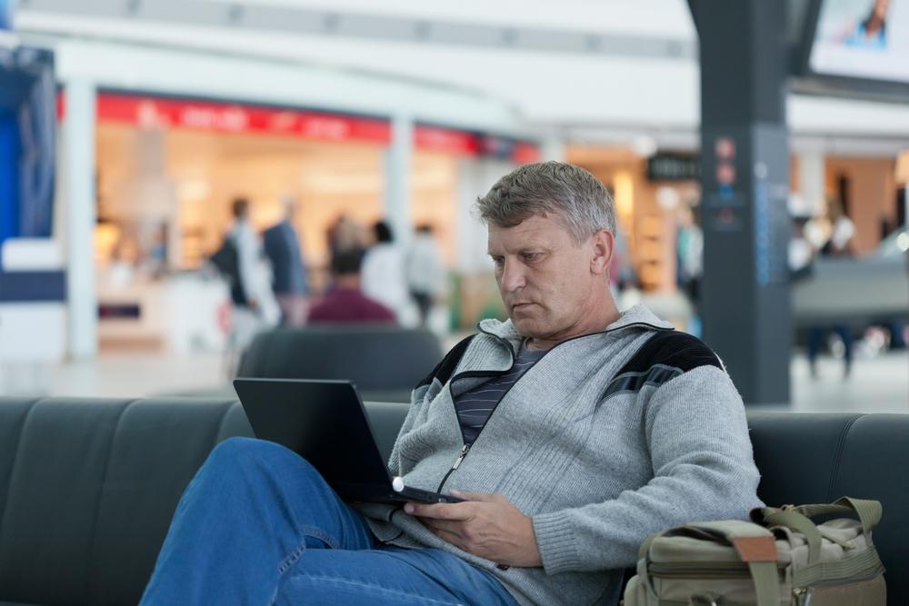 Как найти в аэропорту пароли на wi-fi, если нет открытых сетей