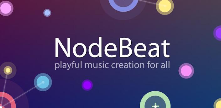 NodeBeat — визуальный генератор музыки для Android и iOS