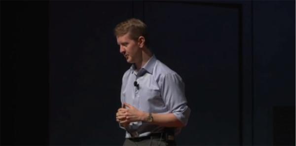 ВИДЕО: Кен Дженнингс о том, почему люди все еще могут превзойти компьютеры и почему так важно получать новые знания
