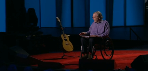 ВИДЕО: Джон Хокенбери о том, как дизайн может изменить жизнь