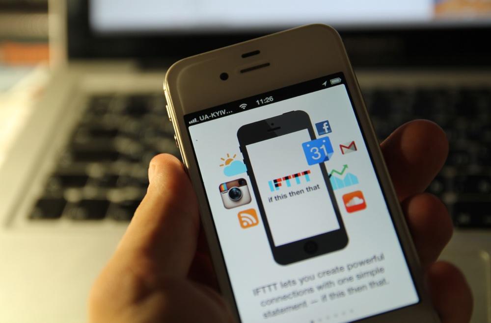 IFTTT теперь автоматизирует ваш iPhone