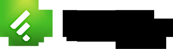 Feedly-Logo-Black-Color-605x172